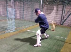 Cobra at Winter Nets