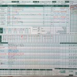SCC v Xiles SCC innings 2013